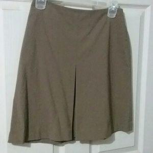 Limited Skirt Beige